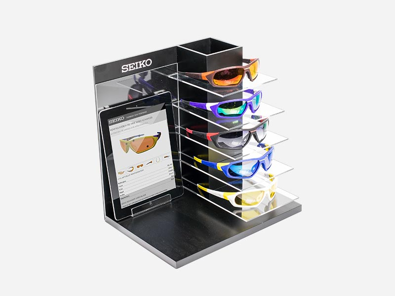 Seiko - eyewear display