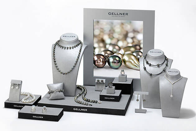 Jewellery display kling gmbh jewelery display display for jewellery solutioingenieria Image collections