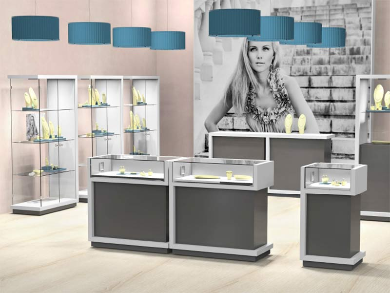 Shop in Shop System Caro