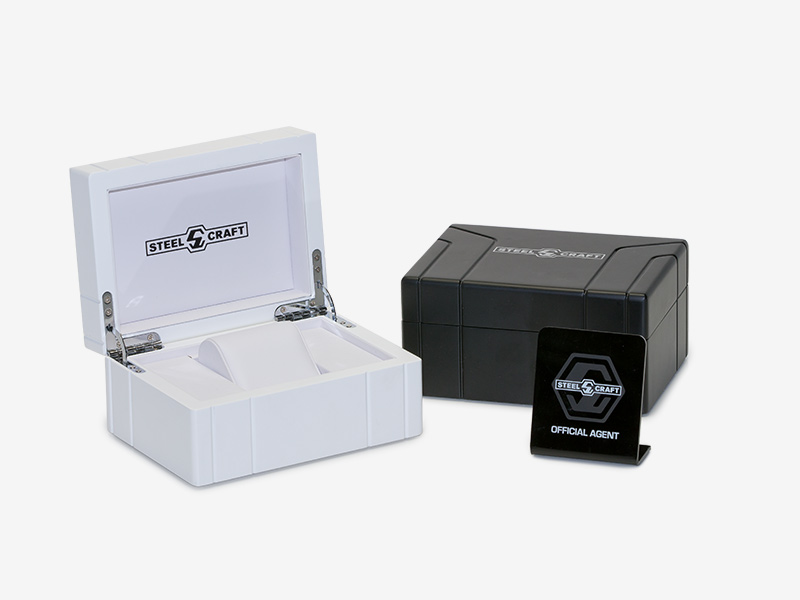 Kling watch boxes, Basic Collection