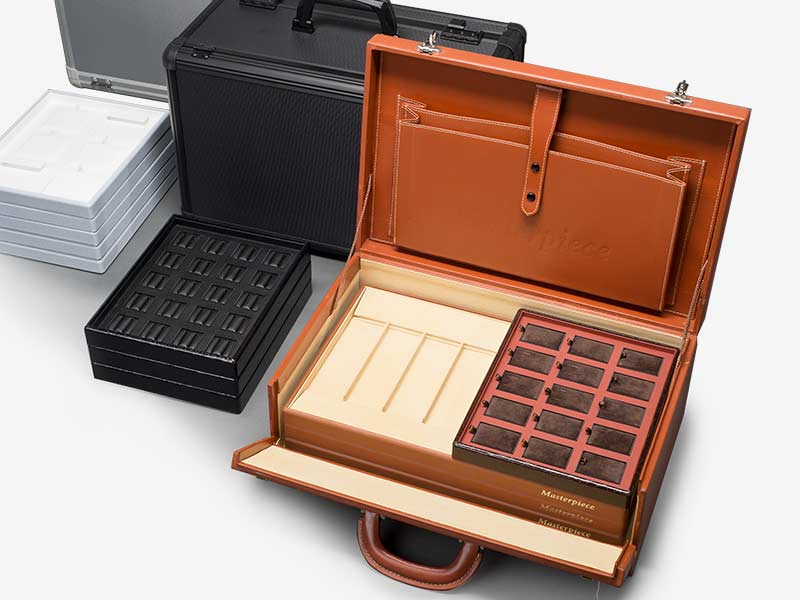 Selection of watch cases