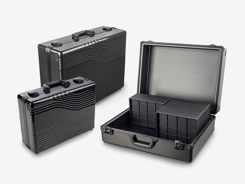 Tray for watch cases