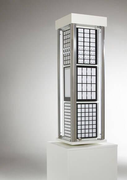 vitrines en verre kling gmbh. Black Bedroom Furniture Sets. Home Design Ideas